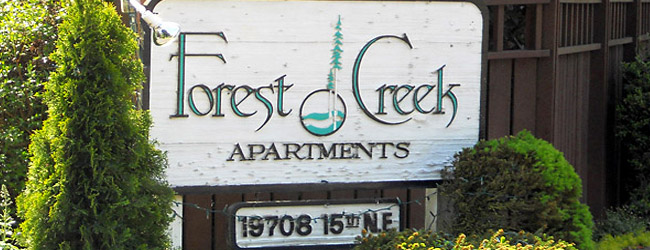 Forest Creek Seattle's Best Apartments